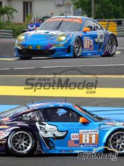 Profil24: Model car kit 1/24 scale - Porsche 997 GT3 RSR