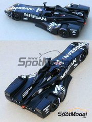Profil24: Model car kit 1/24 scale - Nissan Deltawing - 24 Hours Le Mans 2012 - resin multimaterial kit