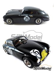 Profil24: Model car kit 1/24 scale - Aston Martin DB2 - Lance Macklin (GB) + Eric Thompson (GB) - 24 Hours Le Mans - resin kit
