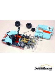 Profil24: Model car kit 1/43 scale - Porsche 917K
