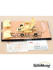 Profil24: Model car kit 1/43 scale - Ferrari 512S #5 - 24 Hours Le Mans 1970 - resin multimaterial kit