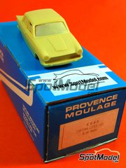 Provence: Model car kit 1/43 scale - Lotus Cortina - resin multimaterial kit