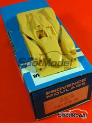 Provence: Model car kit 1/43 scale - Dalla Judd #27 - 24 Hours Daytona 2002 - resin multimaterial kit