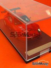 Diecast 1/43 by Racing43 - Ferrari 575 GTC Rosso Presentazione image