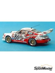 Renaissance Models: Model car kit 1/43 scale - Porsche 911 Turbo S Le Mans FAT - 24 Hours Daytona 1994 - resin multimaterial kit