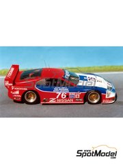 Renaissance Models: Model car kit 1/43 scale - Nissan 300ZX IMSA #76 - 24 Hours Daytona 1994 - resin multimaterial kit