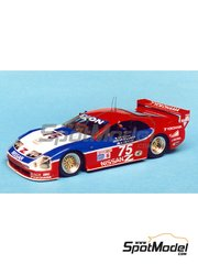 Renaissance Models: Model car kit 1/43 scale - Nissan 300ZX IMSA #75 - Sebring 1994 - resin multimaterial kit