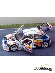 Renaissance Models: Model car kit 1/43 scale - Peugeot 306 Maxi - Gany - resin multimaterial kit