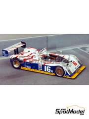 Renaissance Models: Model car kit 1/43 scale - R & S Ford Dyson - 24 Hours Daytona 1995 - resin multimaterial kit