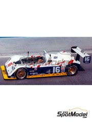 Renaissance Models: Model car kit 1/43 scale - R & S Ford Dyson - 24 Hours Daytona 1996 - resin multimaterial kit