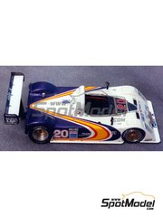 Renaissance Models: Model car kit 1/43 scale - R & S Ford Dyson - 24 Hours Daytona 1997 - resin multimaterial kit