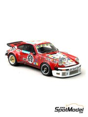 Renaissance Models: Model car kit 1/43 scale - Porsche 911 Turbo RSR Type 934 VSD #69 - 24 Hours Le Mans 1978 - resin multimaterial kit