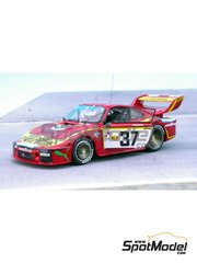 Renaissance Models: Model car kit 1/43 scale - Porsche 935 Gelo #37 - 24 Hours Le Mans 1979 - resin multimaterial kit