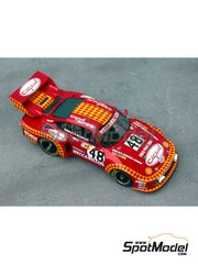 Renaissance Models: Model car kit 1/43 scale - Porsche 935 Meccarillos #48 - 24 Hours Le Mans 1978 - resin multimaterial kit
