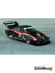 Renaissance Models: Model car kit 1/43 scale - Porsche 935 Interscope - 24 Hours Daytona 1979 - resin multimaterial kit