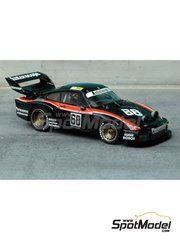 Renaissance Models: Model car kit 1/43 scale - Porsche 935 Interscope #68 - 24 Hours Le Mans 1979 - resin multimaterial kit