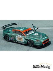 Renaissance Models: Model car kit 1/43 scale - Aston Martin DBR9 Gulf #007, 009 - 24 Hours Le Mans 2006 - resin multimaterial kit