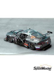 Renaissance Models: Model car kit 1/43 scale - Aston Martin DBR9 Russian Age #62 - 24 Hours Le Mans 2006 - resin multimaterial kit