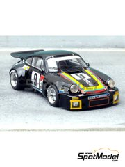 Renaissance Models: Model car kit 1/43 scale - Porsche 911 RSR #9 - 24 Hours Le Mans 1975 - resin multimaterial kit