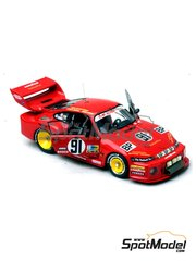 Renaissance Models: Model car kit 1/43 scale - Porsche 935 Hawaiian Tropic #91 - 24 Hours Le Mans 1978 - resin multimaterial kit