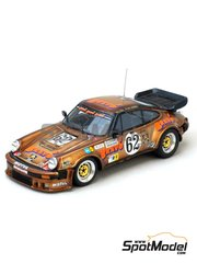 Renaissance Models: Model car kit 1/43 scale - Porsche 930 Bravo! #62 - 24 Hours Le Mans 1978 - resin multimaterial kit