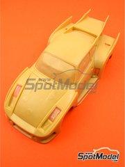 Renaissance Models: Bodywork 1/24 scale - Porsche 935 K3 - resin parts - for Renaissance Models references 24-11 and 24/11