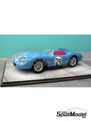 Renaissance Models: Model car kit 1/24 scale - Ferrari 500TRC #29 - 24 Hours Le Mans 1957 - resin multimaterial kit