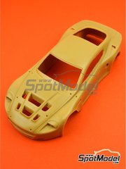 Renaissance Models: Bodywork 1/24 scale - Aston Martin DBR9 - resin parts - for Renaissance Models reference 24-24