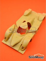 Renaissance Models: Bodywork 1/24 scale - Peugeot 908 HDI FAP - resin parts - for Renaissance Models reference 24-29