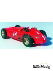 Renaissance Models: Model car kit 1/43 scale - Lancia Ferrari D50 F1 - resin multimaterial kit