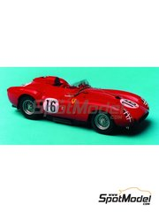 Renaissance Models: Model car kit 1/43 scale - Ferrari 250 Testa Rossa TR 58 #16 - 24 Hours Le Mans 1958 - resin multimaterial kit
