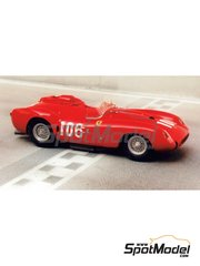 Renaissance Models: Model car kit 1/43 scale - Ferrari 250 Testa Rossa TR 58 - Targa Florio 1958 - resin multimaterial kit