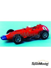 Renaissance Models: Model car kit 1/43 scale - Ferrari 801 F1 - Peter Collins (GB), Mike Hawthorn (GB), Wolfgang von Trips (DE) - Italian Formula 1 Grand Prix, Monaco Formula 1 Grand Prix 1957 - resin multimaterial kit