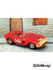 Renaissance Models: Model car kit 1/43 scale - Ferrari 290 MM #548 - Mile Miglia 1956 - resin multimaterial kit