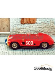 Renaissance Models: Model car kit 1/43 scale - Ferrari 290 MM #600 - Juan Manuel Fangio (AR) - Mile Miglia 1956 - resin multimaterial kit