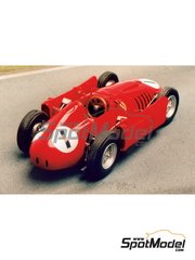 Renaissance Models: Model car kit 1/43 scale - Lancia Ferrari D50  1955 - resin multimaterial kit