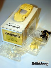 Renaissance Models: Model car kit 1/43 scale - Ferrari 330 P2 - IRTA Test 1965 - resin multimaterial kit