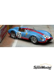 Renaissance Models: Model car kit 1/43 scale - Ferrari 500TR #27 - 24 Hours Le Mans 1957 - resin multimaterial kit