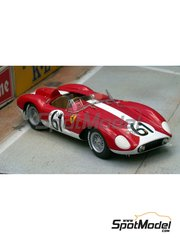 Renaissance Models: Model car kit 1/43 scale - Ferrari 500TR #61 - 24 Hours Le Mans 1957 - resin multimaterial kit