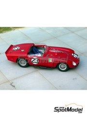 Renaissance Models: Model car kit 1/43 scale - Ferrari 250 Testa Rossa TRI 61 #23 - Sebring 1962 - resin multimaterial kit