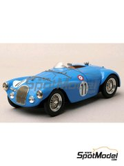 Renaissance Models: Model car kit 1/43 scale - Talbot Lago Grand Sport Spyder #11 - 24 Hours Le Mans 1951 - resin multimaterial kit