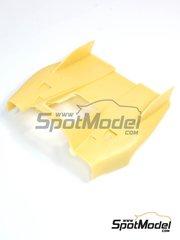 Renaissance Models: Transkit escala 1/24 - Porsche 917K - Capot - resina - para las referencias de Fujimi FJ126166, 126166, 12616 y RS-98