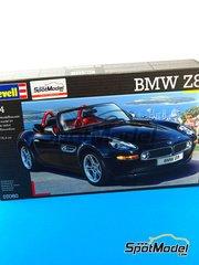 Revell: Model car kit 1/24 scale - BMW Z8 - plastic model kit