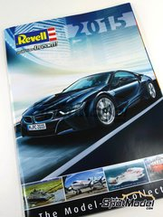 Revell: Catalogue - Revell - The Model Kit Collection 2015