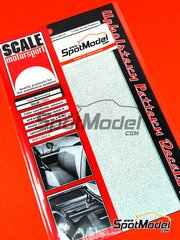Scale Motorsport: Decals - Boomerang  - 12 x 18.5 cm