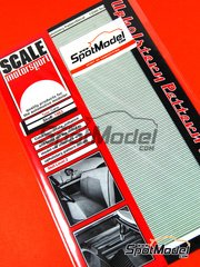 Scale Motorsport: Decals - Cane   - 12 x 18.5 cm