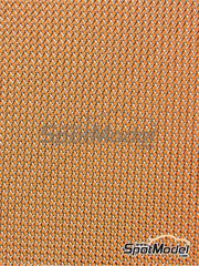Scale Production: Mesh - Radiator mesh 0,30mm - 105x145mm - other materials