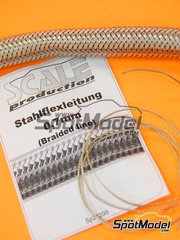 Scale Production: Detail - Braided line 0,7mm