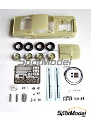Scale Production: Transkit 1/25 scale - Mustang Eleanor 1967 - for AMT kits 38492 and 38509