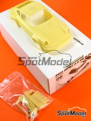 Scale Production: Transkit 1/24 scale - Porsche 911 SCRS 3.0 Group B 1984 - resins, metal parts - for Tamiya references TAM24328 and TAM24334 image